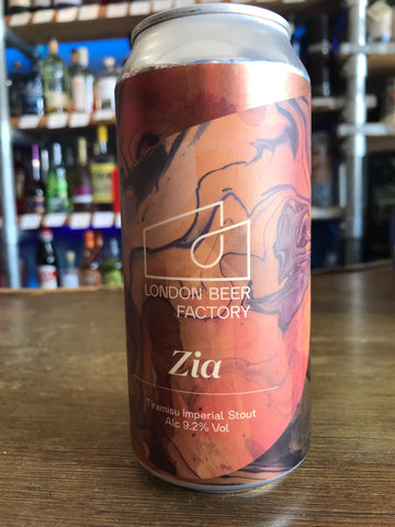London beer factory - Zia