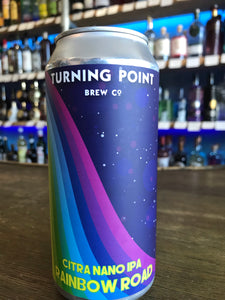 Turning Point - Rainbow Road