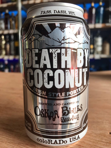 Oskar Blues - Death By Coconut