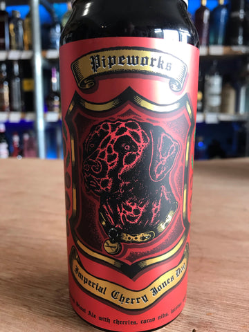 Pipeworks -  Imperial Cherry Jones Dog
