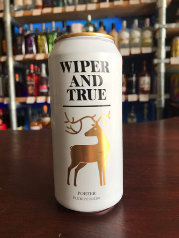 Wiper and True - Plum Pudding Porter