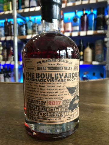 Handmade Cocktail Company - The Boulevardier