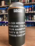 Evil Twin - ETA Six Hours? No Problem. I'm Sure Your Hamptons Party Is Totally Worth The Drive