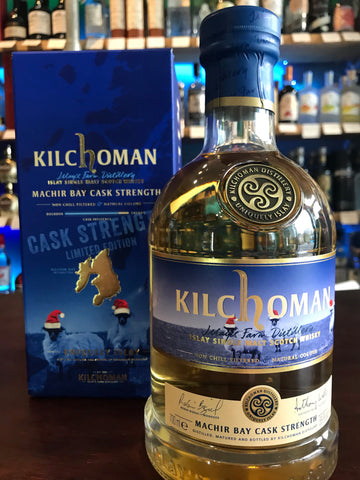 Kilchoman - Machir Bay Cask Strength Festive Edition