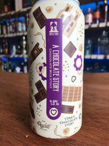 Brew York - A Chocolate Story