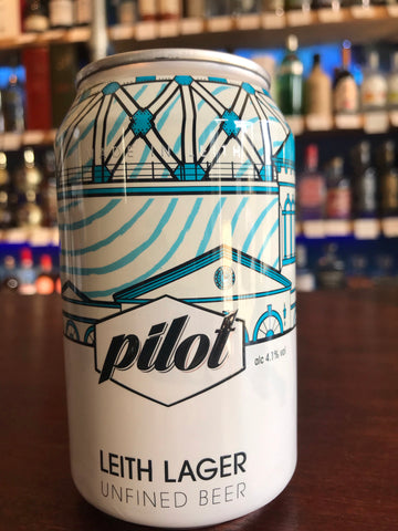 Pilot - Leith Lager