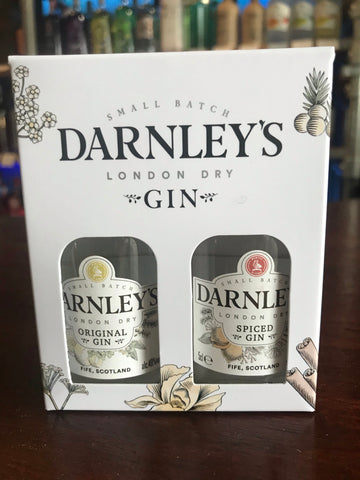 Darnley's Gin Gift Pack 2 x 5CL