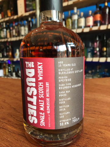 The Dusties Whisky Club - Glenlossie 10yr