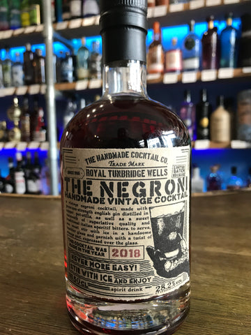 Handmade Cocktail Company - The Negroni