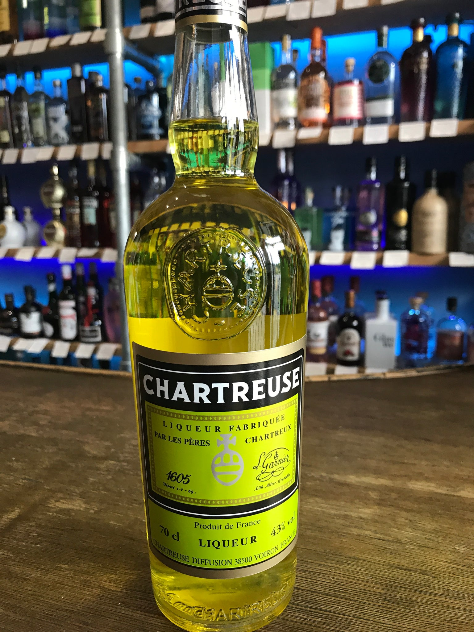 Chartreuse- Yellow