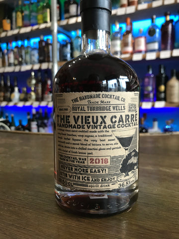 Handmade Cocktail Company - The Vieux Carre