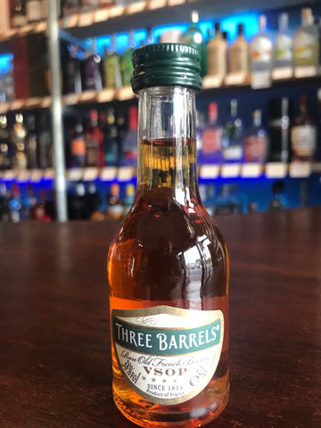 Three Barrels VSOP Brandy 5CL