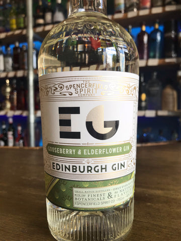 Edinburgh Gin - Gooseberry & Elderflower Gin