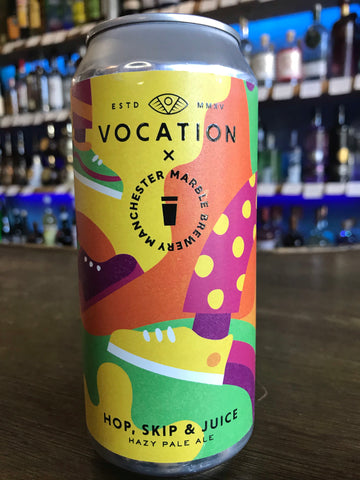 Vocation / Marble - Hop, Skip And Juice