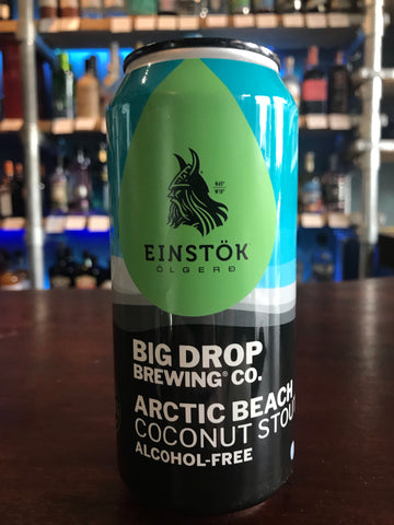 Big Drop / Einstock - Arctic Beach Coconut Stout