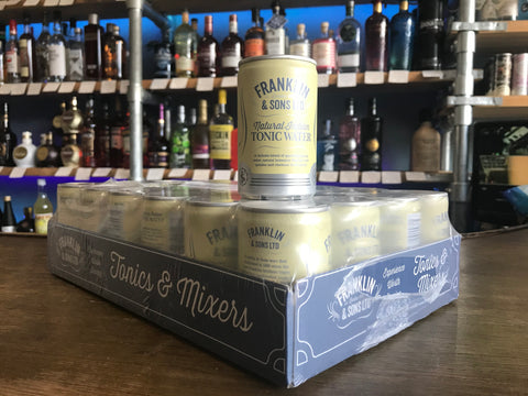 Franklin & Sons - Natural Indian Tonic Water Case