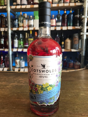 Cotswolds - Wildflower Gin