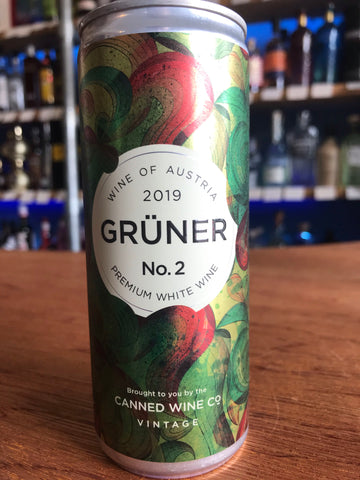Canned Wine Co. - Grüner Veltliner