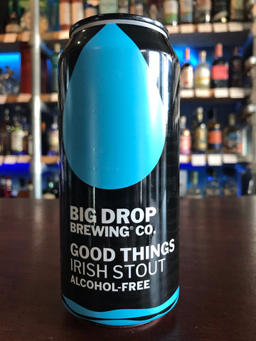 Big Drop - Good Things Irish Stout