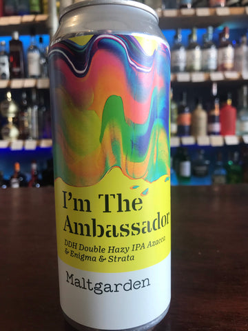 Maltgarden - I'm The Ambassador