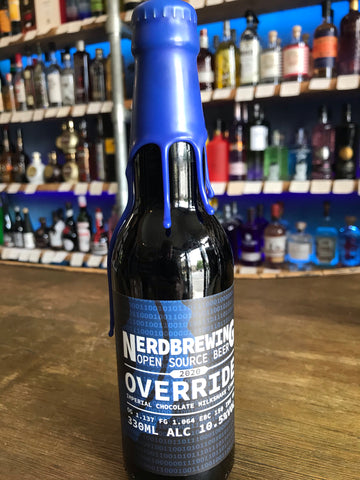 Nerd Brewing - Override Imperial Chocolate Milkshake Stout