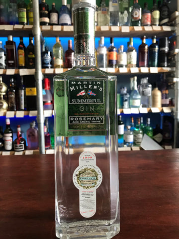 Martin Miller's - Summerful Rosemary and Arctic Thyme Gin