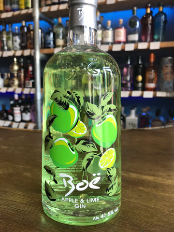Boe- Apple and Lime Gin