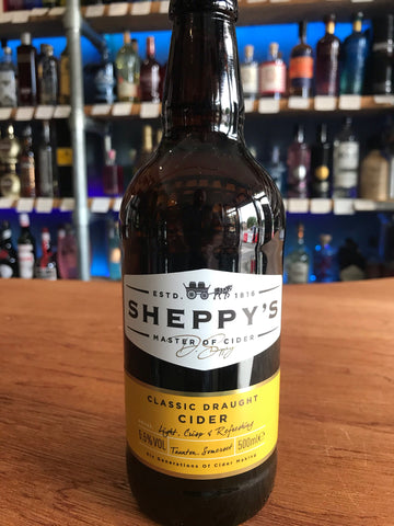 Sheppy's - Classic Draught Cider