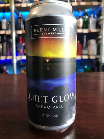 Burnt Mill - Quiet Glow