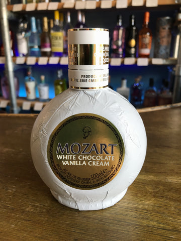 Mozart White Chocolate