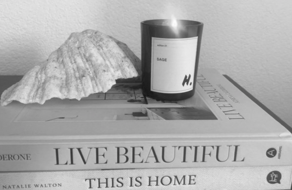 Helvetia and Sons Scented Candles Sage