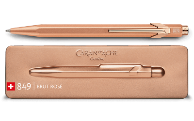 849 Brut Rosé Ballpoint Pen with box