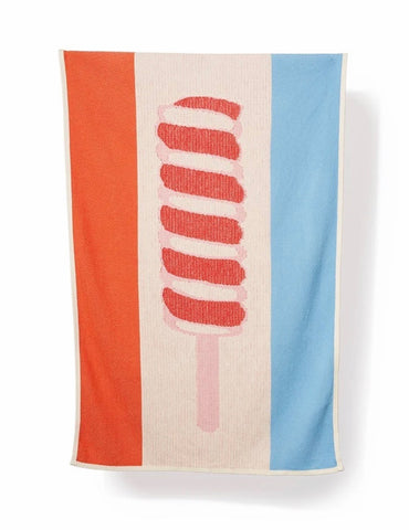 Lollipop Beach Towel