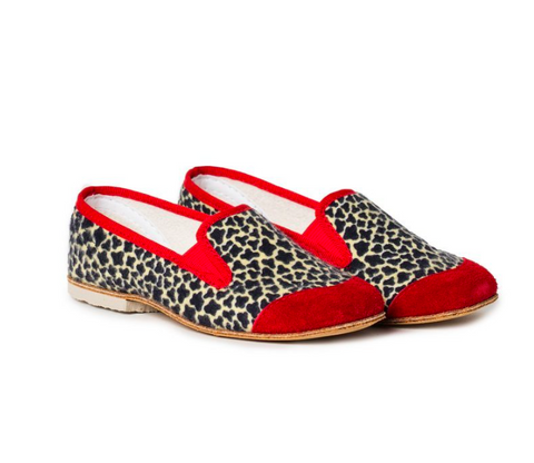Tigerli Slipper for Adults Red