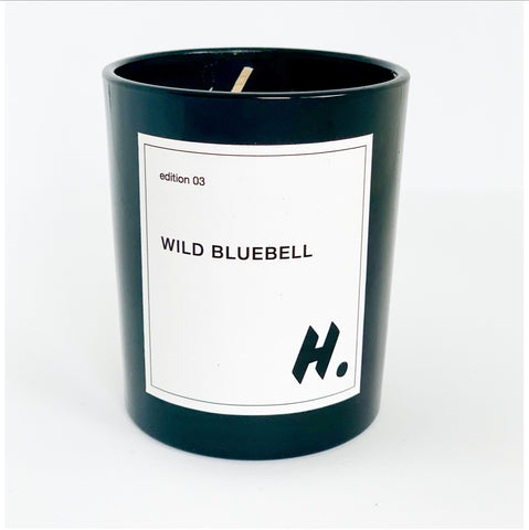 Scented Candle: Edition 03 - Wild Bluebell