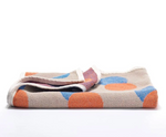 Tokio 2 Cotton Beach Towels / Mini Blankets by Michele Rondelli
