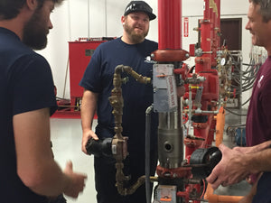 #120 - Getting Started with Fire Sprinkler Inspection & Testing