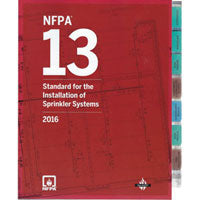 NFPA 13 Standard for the Installation of Sprinkler Systems