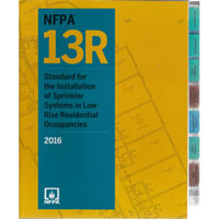 NFPA 13R Standard for the Installation of Sprinkler Systems in Low-Rise Residential Occupancies
