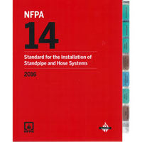 NFPA 14 Standard for the Installation of Standpipe and Hose Systems