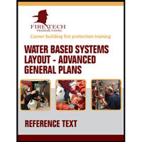Water-Based Systems Layout Advanced General Plans Reference Text