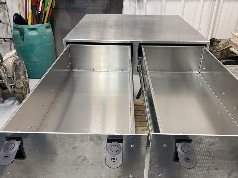 Camp King Industries Internal Drawer System (5ft tacoma) - Sloop Imports