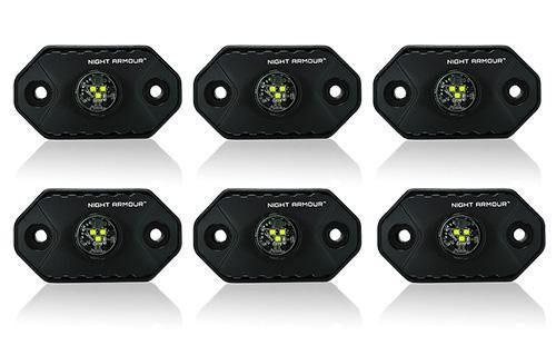 Night Armour Rockmate 6 LED Rock Light Kit (Overstock)