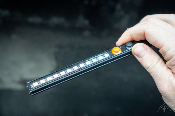 LED Light Strips (White/Amber) - Sloop Imports