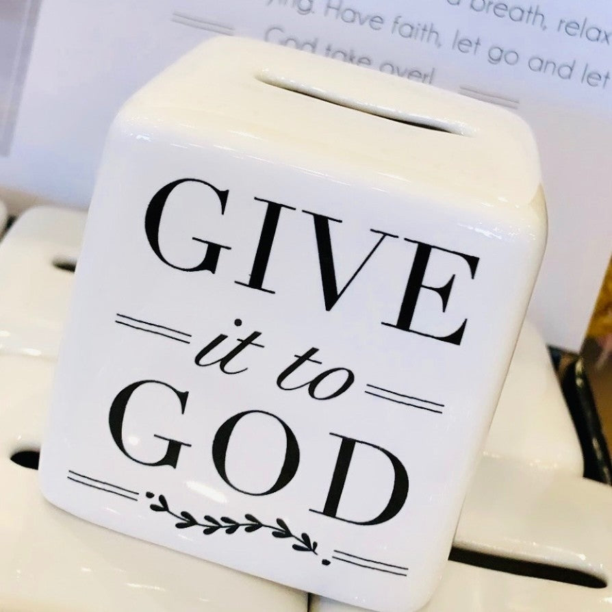 Give it to God Prayer Box