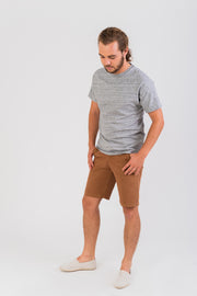 Marvão Shorts Men Washed Rust