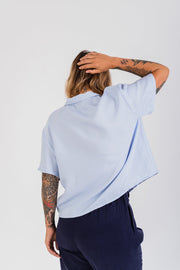 Aguiar Shirt in Light Blue