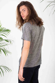 Almodôvar T-shirt Men in Dark Grey