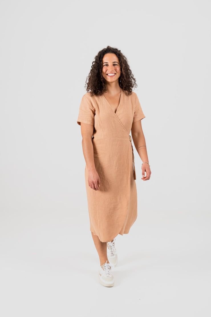 Alcácer Wrap Dress