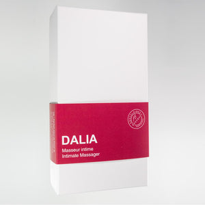 Dalia Porcelain Premium Internal Massager